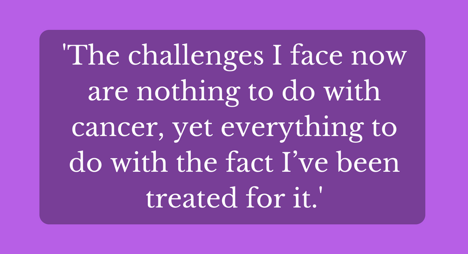 challenges after cancer