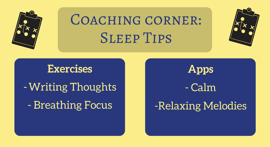 Coaching Cancer Tips